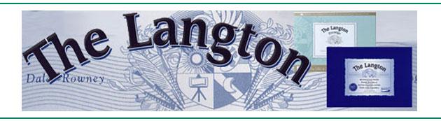 ラングトン水彩紙スケッチブック