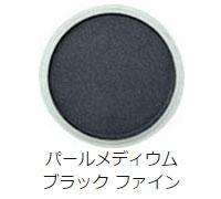 013 パールメディウム ブラックファイ  ン(細かい粒子)[ホルベイン パンパステル](メディウム)