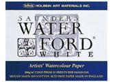ウォーターフォード水彩紙スケッチブック