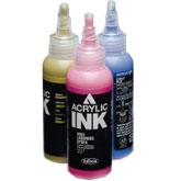 アクリリックカラー インク